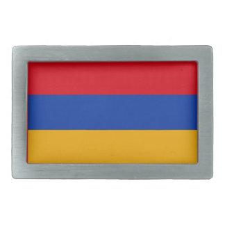 アルメニアの旗 長方形ベルトバックル