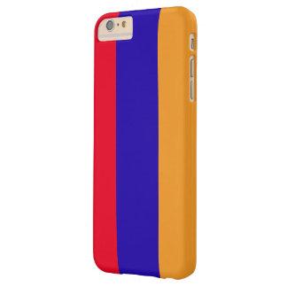 アルメニアの旗 BARELY THERE iPhone 6 PLUS ケース