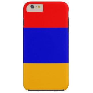 アルメニアの旗 TOUGH iPhone 6 PLUS ケース
