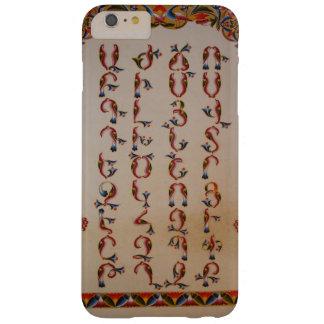 アルメニア文字のIphone 6/6sの場合 Barely There iPhone 6 Plus ケース