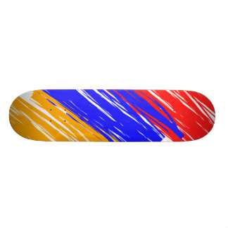 アルメニア語 18.4CM ミニスケートボードデッキ