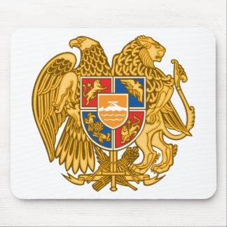 アルメニア-アルメニアの紋章の紋章付き外衣 マウスパッド