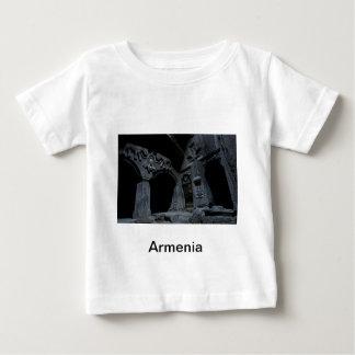 アルメニア ベビーTシャツ