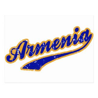 アルメニア ポストカード