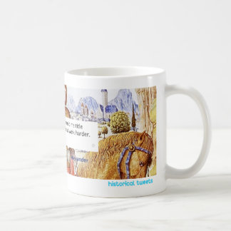 アレキサンダーさえずりのマグ コーヒーマグカップ
