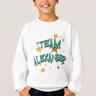 アレキサンダーのチームアレキサンダー スウェットシャツ