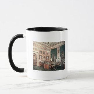アレキサンダーの勉強Gatchina宮殿のIII マグカップ