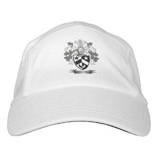アレキサンダーの家紋の紋章付き外衣 ヘッドスウェットハット