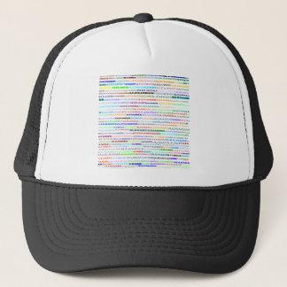 アレキサンダーの文字デザインなII帽子 キャップ