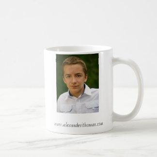 アレキサンダートマスのマグ コーヒーマグカップ