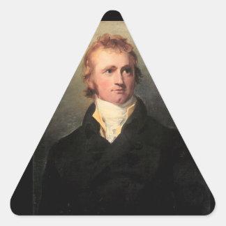 アレキサンダーマッケンジー 三角形シール