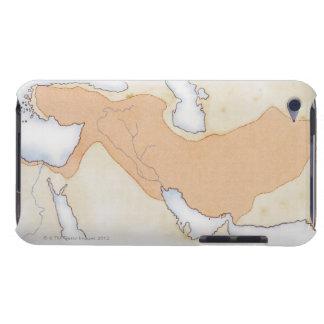 アレキサンダー大王の帝国のイラストレーション Case-Mate iPod TOUCH ケース