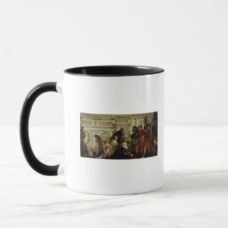 アレキサンダー大王2の前のDariusの系列 マグカップ