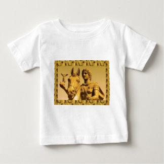アレキサンダー大王:  ヴィンテージAlexanderia ベビーTシャツ
