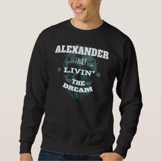 アレキサンダー家族Livin夢。 Tシャツ