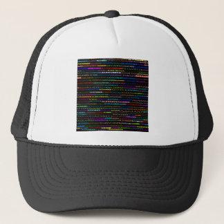 アレキサンダー文字デザインなIの帽子 キャップ