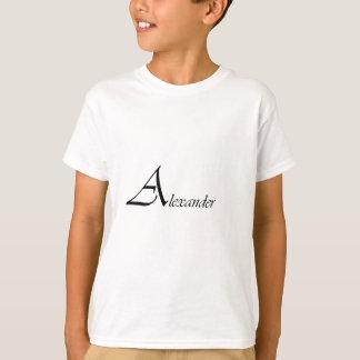 アレキサンダー Tシャツ
