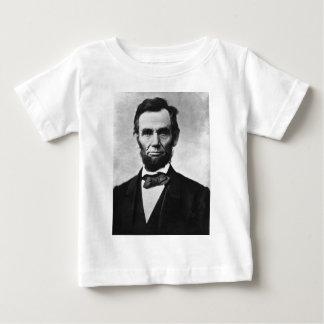 アレキサンダーGardner著エイブラハム・リンカーンのポートレート ベビーTシャツ