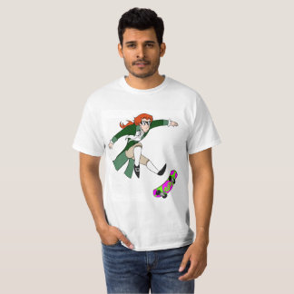 アレキサンダーHoemilton Tシャツ