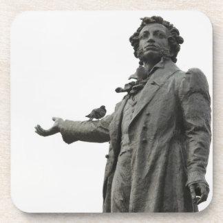 アレキサンダーPushkin、セント・ピーターズバーグの彫像 コースター