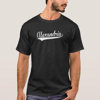 アレキサンドリアのレトロ、 Tシャツ