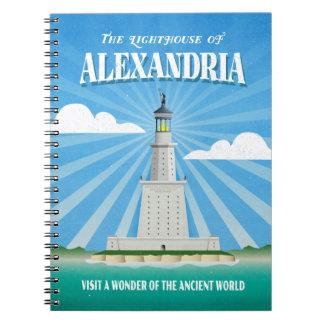 アレキサンドリアの灯台 ノートブック