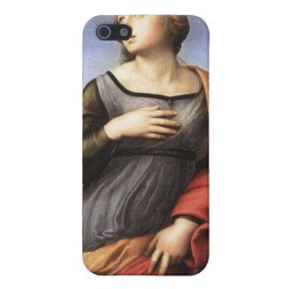アレキサンドリアのSt.キャサリン iPhone 5 ケース