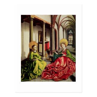 アレキサンドリアのSt Mary MagdaleneおよびSt.キャサリン ポストカード