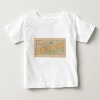 アレキサンドリアエジプト1866年 ベビーTシャツ