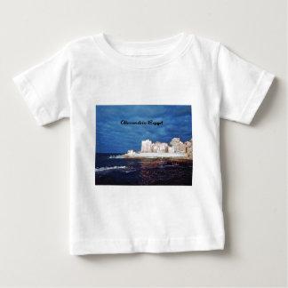 アレキサンドリアエジプト ベビーTシャツ