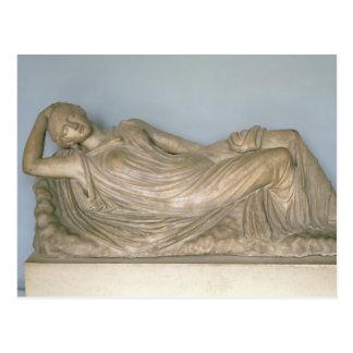 、アレキサンドリア眠った、Ariadne第2 cから古代ギリシャ文化 ポストカード