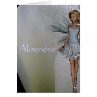 アレキサンドリア カード
