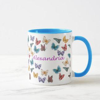 アレキサンドリア マグカップ