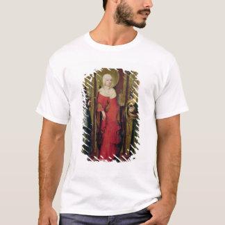 アレキサンドリア、St MaryのSt.キャサリン Tシャツ