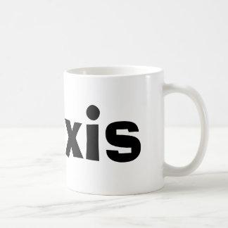 アレキシスのマグ コーヒーマグカップ
