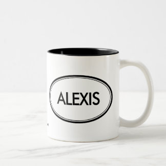 アレキシス ツートーンマグカップ