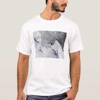 アレクサンダー島の北の先端 Tシャツ