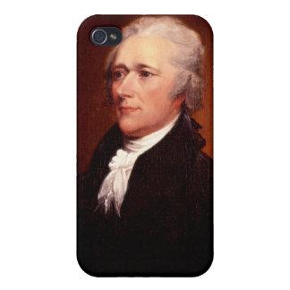 アレクサンダー・ハミルトン iPhone 4/4Sケース