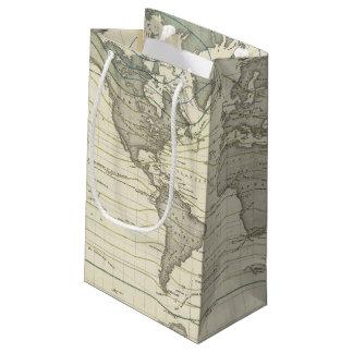 アレクサンダー・フォン・フンボルトのシステム等温のカーブ スモールペーパーバッグ