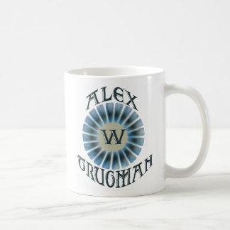 アレックスのマグ コーヒーマグカップ