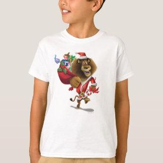 アレックスの休日のプレゼント Tシャツ