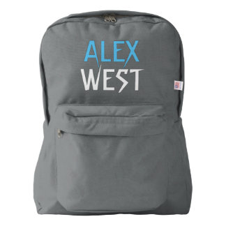 アレックスの西のランドセル AMERICAN APPAREL™バックパック