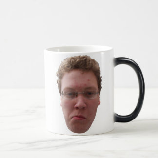 アレックスは直面します モーフィングマグカップ