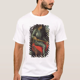 アレッサンドロのde Medici 1534年のポートレート(paの油 Tシャツ