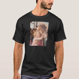 アレッサンドロBotticelliのヴァージンおよび子供 Tシャツ