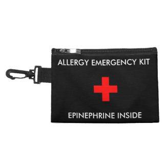 アレルギーの緊急のキットの付属品の袋 アクセサリーバッグ