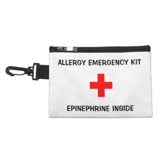 アレルギーの緊急のキット、袋の中のEpi アクセサリーバッグ