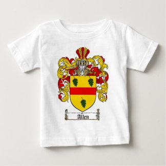 アレンの家紋-アレンの紋章付き外衣 ベビーTシャツ
