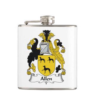 アレンの家紋 フラスク