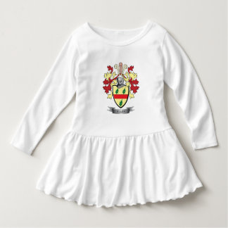 アレンの紋章付き外衣 ドレス